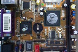 MHM4000 PC Board