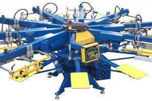 Nuovo-screen-printing-machine